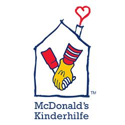 Logo Ronald McDonald´s Kinderhilfe Stiftung